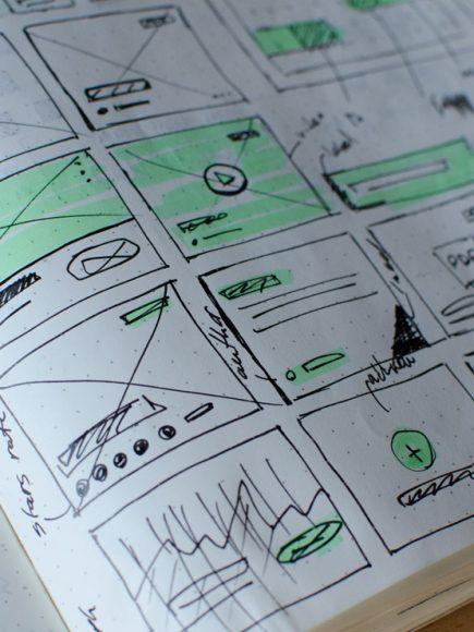 Web Design: Wireframes to Prototypes