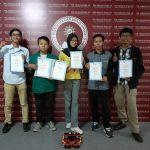 Tim Robotik ITB Ahmad Dahlan Jadi Juara Kontes Robot Nusantara (KRON) 2019